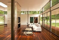Why am I so drawn to glass and surrounding foliage? I should just live in a glass house in the forest