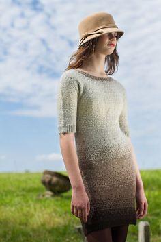 Ravelry: Darlington Dress / Hattie pattern by Caroline Fryar