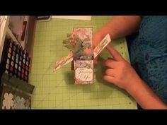 Pop Up Box Card Video - YouTube