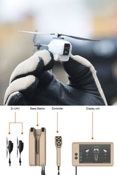 Black Hornet Nano Drone Weighs Half an Ounce, is Used by Military for Recon Missions