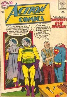 Action Comics #236  ®