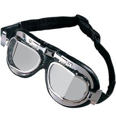 Red Baron Goggles Replacement Tinted Lenses
