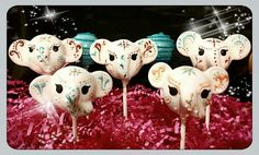 Bollywood Themed Cake Pops by adorablysweetcakepops, via Flickr