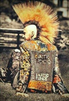 now that's what you call a mohawk