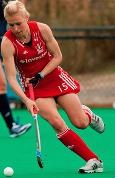 Alexandra 'Alex' Danson, born Southampton. Part of the England hockey team that won the bronze medal in London, 2012. First played for England at the age of 16. England app: 170, goals 51— GB app: 98,goals 47. Pre 2016 Olympics.