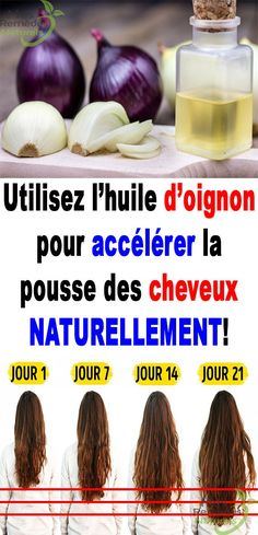 """Comment utiliser l'huile d'oignon pour accélérer la pousse des cheveux NAT. """" Hair Care, You can throw out your unnatural conditioners, hair serum, and styling products, and replace them with this coconut oil which is an all-natural proble. Hair Glaze, Curly Hair Styles, Natural Hair Styles, Hair Care Recipes, Baking Soda Shampoo, Extreme Hair, Sulfate Free Shampoo, Dull Hair, Curly Girl Method"""
