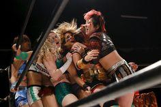 Professional Women's Wrestling in Japan - The Atlantic