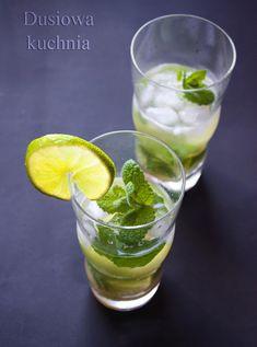 Drink Mojito - Mohito. - DusiowaKuchnia.pl Rum, Cocktails, Food And Drink, Mojito Drink, Kitchen, Craft Cocktails, Cooking, Kitchens, Cocktail