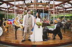 Zoo Wedding #JettWalkerPhotography #HotHouseDesigns
