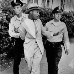 Civil rights movement. Things have got to change.