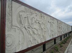 Gallery of paintings by Charles Anderson Tile Murals, Mural Art, Tile Art, Clay Wall Art, Ceramic Wall Art, Wall Sculptures, Sculpture Art, Art Cube, Buddha Wall Art