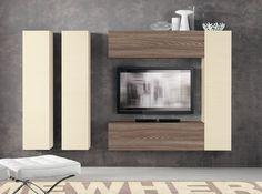 Modern Wall Unit VV 3925 - $1,830.00
