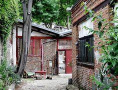 Que faire à Paris Quartiers cachés ◆ Pause enchantée dans le 20ème