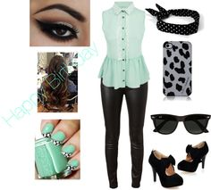 """""""Untitled #79"""" by icystarqueen ❤ liked on Polyvore"""