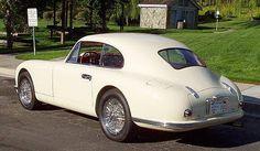 1953 Aston Martin DB2 Vantage Coupe