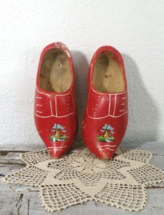 clogs, i had these when i was a kid, walked great in summer