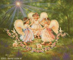 Gelsinger Licensing Group – Artwork - Dona Gelsinger - Angels