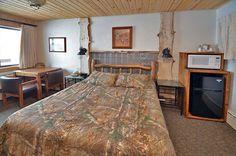Rice Lake Wisconsin Guest Room on Floor with Queen Bed, Fridge, Microwave, Shower. Rice Lake Wisconsin, 2nd Floor, Lake View, Queen Beds, Guest Room, Flooring, Guest Rooms, Hardwood Floor, Floor