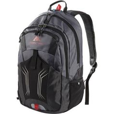 Ozark Trail 25L Stillwater Durable Outdoor Camping Tailgating Polyester Blend Stylish Neat Backpack * Check out this great product.