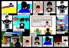 digital comic assigment