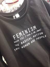 Картинки по запросу h&m feminism sweatshirt