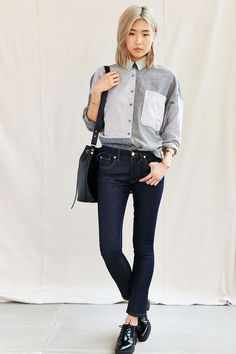 Study NY 1.3 Shirt - Urban Outfitters