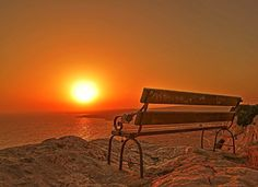Sunset in Cape Greco, Cyprus