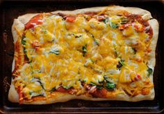 18 Easy & Delicious Pizzas You Can Make At Home http://bzfd.it/1xvgVib  via @SpoonUniversity