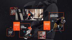 http://demodern.com/projects/interactive-brand-experience gatorade
