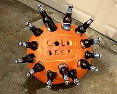 @Karen Scholl, for when you throw that big Halloween party ... may I suggest root beer for the kids, instead? ;)
