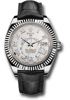 Rolex Oyster Sky-Dweller 42 Watch 326139 iv