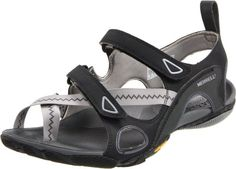 Merrell Women's Hylidae Wrap Barefoot Water Shoes – Black 9