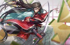 Izumi no Kami Kanesada, Tachi (Sword)