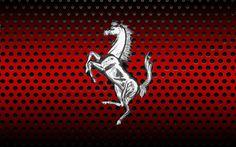 Beautiful Ferrari Logo For Desktop HD Wallpaper Images Photo Collection Logo Wallpaper Hd, Car Wallpapers, Cool Wallpaper, Ferrari Logo, Ferrari 458, Ferrari Spider, High End Cars, Silver Horse, Italia
