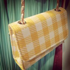 Yellow Cross-body bag from Mint Market  #Hoboken #Mint #MintMarket #boutique #shopping #fashion #style #accessories