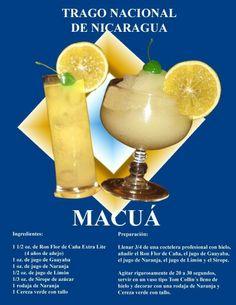 Bebida Tipica de Nicaragua