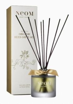 Refresch: Organic Reed Diffuser #eco #living