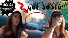 GRABO UN ACCIDENTE!!! CONDUZCO Y PASA ESTO...XD - YouTube