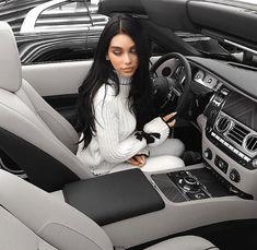 Imagine car, girl, and luxury
