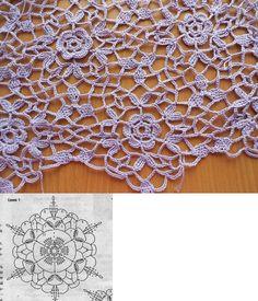 Crochet Top, Outdoor Blanket, Places, Crochet Fashion, Shawl, Dots, Tejidos, Needlepoint, Pattern