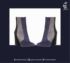 La moda es un lenguaje instantáneo #guidocolombia #fashion #zapatos #moda Visítanos en: C.C El Retiro Local 1-107/ C.C Hacienda Santa Bárbara Local B-123