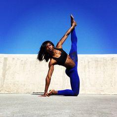 black yogis, yoga photography, yoga ideas, fit black women, black girls, black hairstyles, yoga poses, yoga, black girl magic, black queens