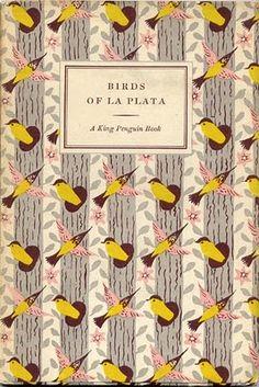 Cover illustration - Birds of La Plata