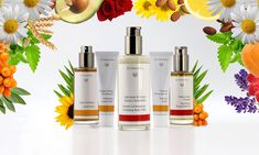 Dr. Hauschka collection Dr Hauschka, Medicinal Plants, Mineral Oil, Natural Skin, Fragrance, Collection, Healing Herbs, Perfume, Herbs