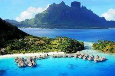 IslasSi de lugares paradisíacos estamos hablando, es imposible no mencionar a la magnífica isla de Bora Bora, un maravilloso destino turístico conocido por sus hoteles de lujo, sus actividades acuáticas y, por supuesto, sus hermosas playas de agua cristalina.