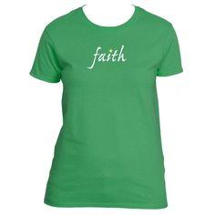 Faith Ladies Relax Fit Tee
