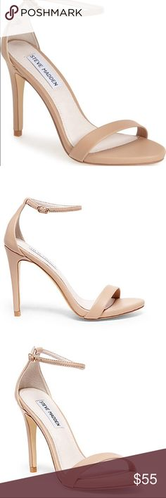 steve madden nude heels matte nude Steve Madden Shoes Heels