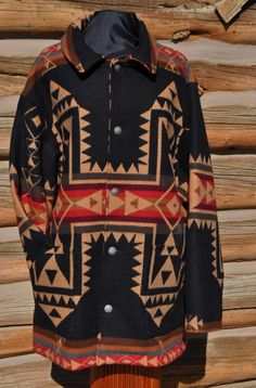 Custer Battlefield Trading Post :: Pendleton :: Jackets & Vests :: Crossroads Canyon Coat by Pendleton