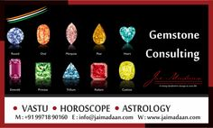 Do you want to know which gemstone can change your #fortune ? Consult #Gemstone Consultant #JaiMadaan Ph 9971890160 Email info@jaimadaan.com