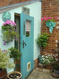 terraza o patio con color que distingue